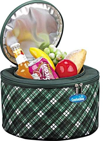 Kühltasche inklusive Grill