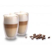 doppelwandige Thermogläser Latte Macchiato