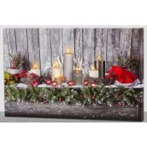LED-Bild, Weihnachten