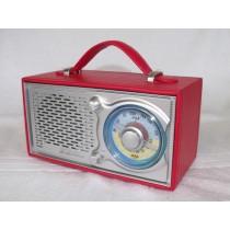 Nostalgie Radio, rot