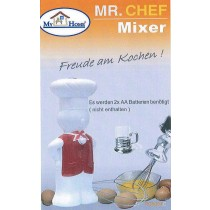 """Mr. Chef"" Mixer"
