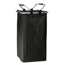 XXL-Wäschekorb schwarz