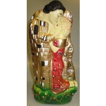 Skulptur Gustav Klimt, groß