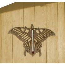 Gusseisendeko Schmetterling