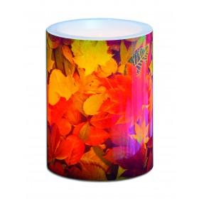 LED- Kerze Herbst