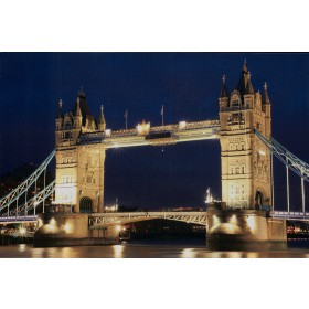 LED-Bild, Brücke