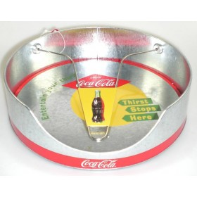 Coca-Cola Tellerhalter