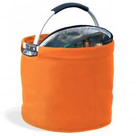Kühlkorb, rund orange