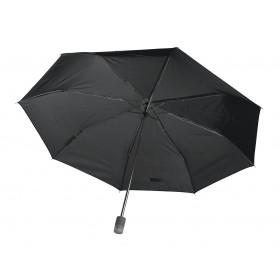 Schirm mit LED, schwarz