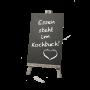 XXL Schiefer-Memo Tafel
